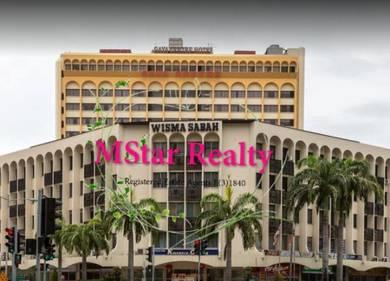 Wisma Sabah Retail Space/Office 1st Floor