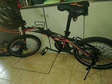 Folding bike brand gomax
