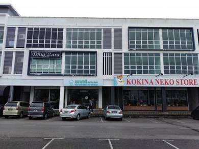 2 adjoining 1st & 2nd Floor Shops at Metro City, Matang