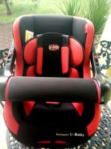 Exclusive U-Baby car seat