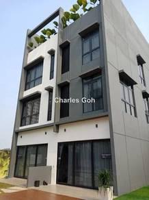 Furnished 4 Storey Grand Villa Freehold Limited Units Bukit Jalil