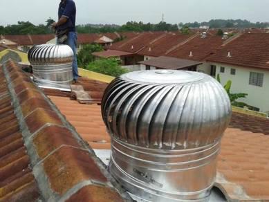 Kuantan/Triang Turbine Ventilator