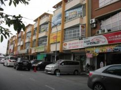 3 sty shoplot tmn bayu perdana [ klang ] below bank value rm500k