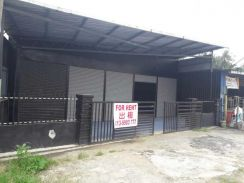 Nice Covered Warehouse [Lunas/Kulim]