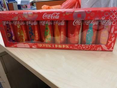 Coke limited Malaysia Chinese New year