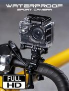 Sports camera waterproof (1080p)