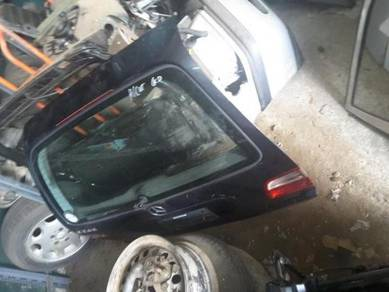 Mercedes w210 wagon tailgate