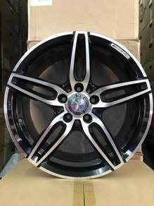 Sport Rim 17 AMG E350 Design For Mercedes Benz