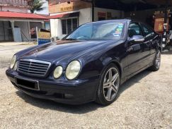 Used Mercedes Benz CLK230 for sale