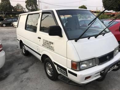 2008 Nissan Vanette C22 Semi Panel Van