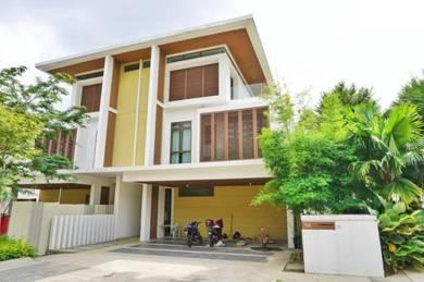 Freehold New Modern Design Semi Detached Astana Presint 8 Putrajaya