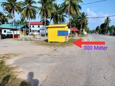 Lot Banglo MERANG, SETIU ( Belakang Petronas )