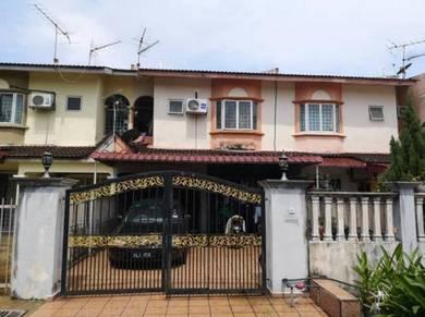 Taman Tun Teja Double Storey House, Bandar Rawang, Selangor
