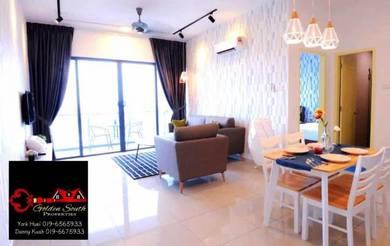 City+Sea View Atlantis Fully Furniture Kotasyahbandar [Special Offer]
