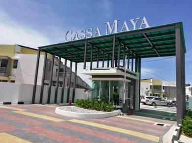 Taman Cassa Maya | 2 storey terrace | G&G | Sungai Dua| Butterworth