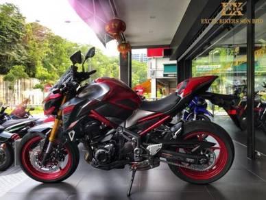 Kawasaki Z900 SE ABS Z 900 Promotion Rebate