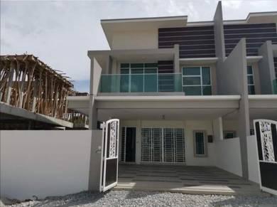 Luxury freehold 2 storey super size terrace