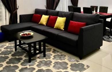 Sofa L Shape Like New
