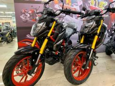 Deposit RM10 * GPX Demon GN 150 (Sales Hr Raya)