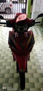 Honda Dash 125 Fi V4