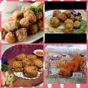 Seafood Dates 20 pcs