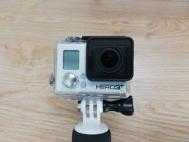 GoPro Hero 3+ (Original Set) with Remote Control