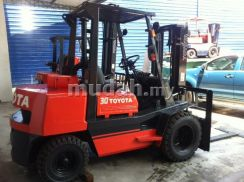 3.5 Ton TOYOTA Forklift Recond Diesel from Japan