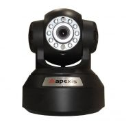 APEXIS AH8044BW P2P HD IP Camera Audio Mic CCTV