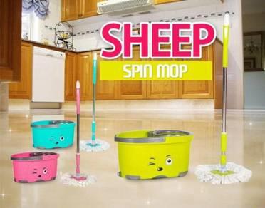 New sheep spin mop 788