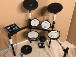Roland TD25 Electronic Drum Set Kit TD 25 with vh1