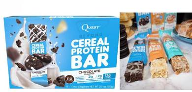 Quest cereal bar 15 bars