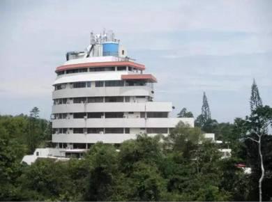 Signal hill tower likas