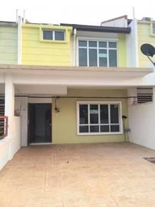 1k deposit full loan 2 storey terrace taman pelangi semenyih 2