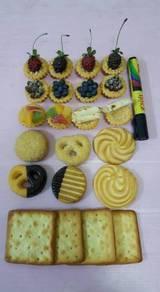 Cookies food decoration display Home Decor