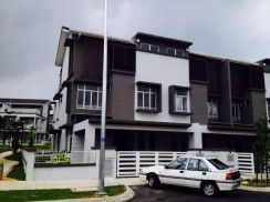 Desiran Bayu Presint 16 2.5 sty terrace putrajaya