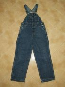 Unionbay Overall Jeans 3 - Saiz 34