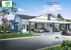 New Single Storey Terrace at Nearby Area Botani, Ipoh