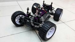 Truck R/C 1:10 4wd Rtr 0ff Road power speed=)./[;