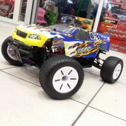 Truck power rc 1:10 4wd Hsp off-Road Ep Truggy .|}
