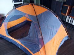 Lightweight Double Layer 2men Outdoor Camping Tent