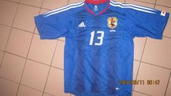 Japan 2004 player issue jc size M