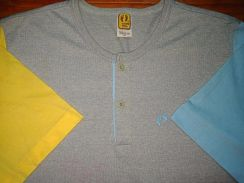 Vintage HANG TEN USA 2 TONE 5050 SzM Shirts