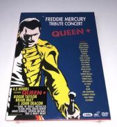 IMPORTED DVD The Freddie Mercury Tribute Concert
