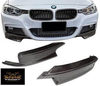 BMW F30 M sport M3 Carbon Fiber Splitter Lip