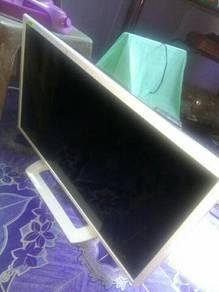 Sharp tv faulty