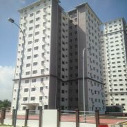 Below market price Desa Mas Apartment (Newly Completed )