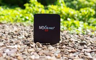 (Fullhd) Mx Pro 4k tv decoder box Android new