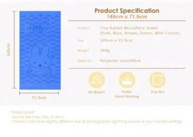 Microfiber towel 140cm*70cm