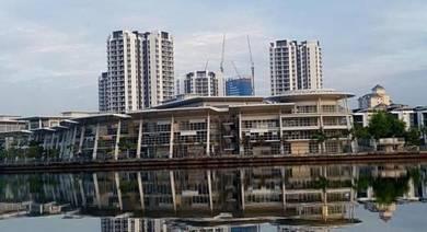 Ground Corner Shoplot, NonBumi Freehold Putrajaya