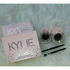 Set kylie eyeliner/eyebrow gel